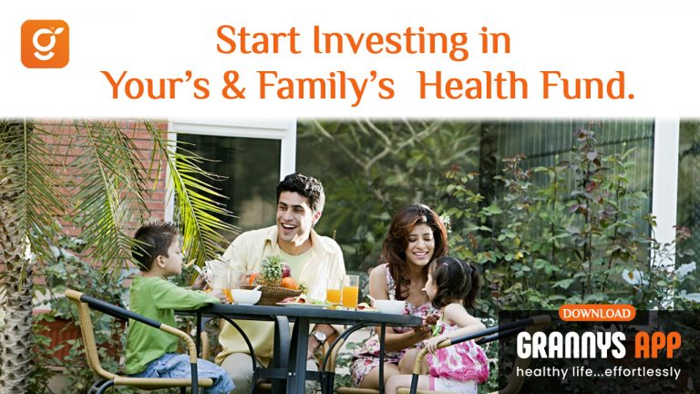 Why Start Investing in Health Fund with Granny's App?